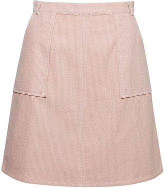 Great Plains Chunky Cord Mini Skirt