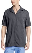 Cherokee Workwear Scrubs Men's Big Zip Front Jacket