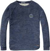 Scotch & Soda Structured Sweater