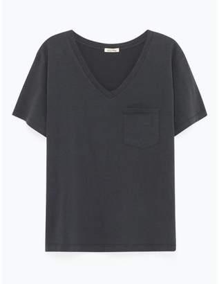 American Vintage Carbon Gami 22 E Gamipy T Shirt - L - Black