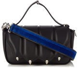 Marco De Vincenzo Paw-effect medium leather shoulder bag