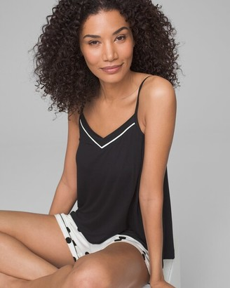 Soma Intimates Cool Nights Cami with Lace