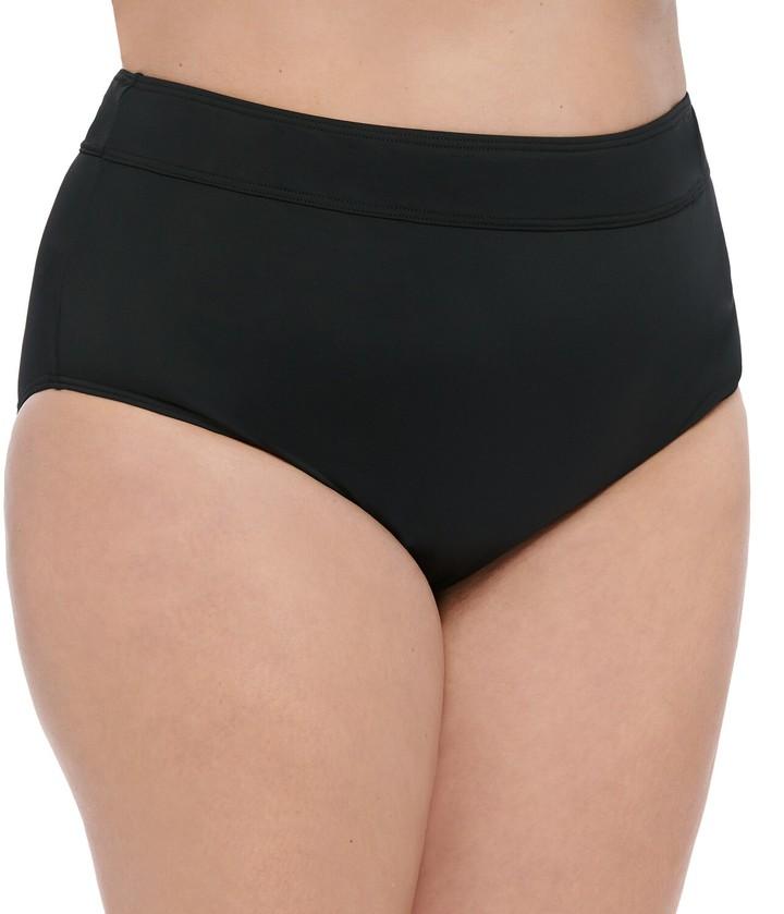 a19c1909ae447 Croft & Barrow Plus Size Swimsuits - ShopStyle