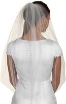 Nina Bernadet Single Tier Veil (Ivory Veil) - Accessories