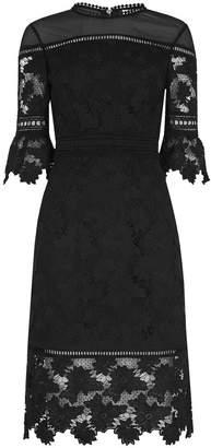 Whistles Amanda Lace Dress