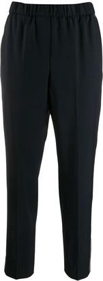 Peserico Slim Fit Trousers