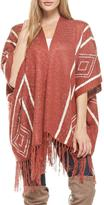 Do & Be Rust Kimono Sweater