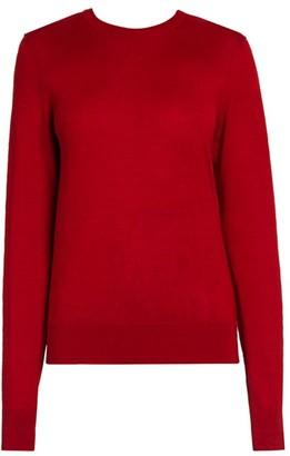 Dolce & Gabbana Silk & Cashmere Sweater