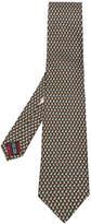 Salvatore Ferragamo droplet print tie