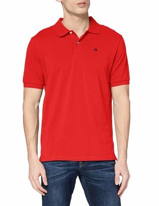 Scotch & Soda Men's Classic Cotton Pique Polo Shirt