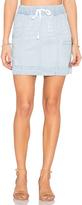Bella Dahl Welt Pocket Skirt