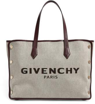 Givenchy Medium Canvas Bond Shopper Bag