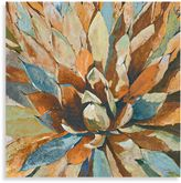 Bed Bath & Beyond Agave Hues Wall Art