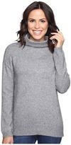 Brigitte Bailey Dita High Neck Long Sleeve Sweater