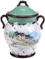 Certified International Villa Biscotti Cookie Jar