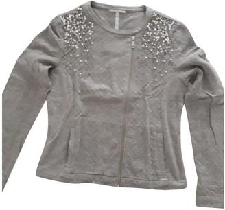 Gas Jeans Grey Cotton Knitwear for Women