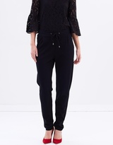Vero Moda Loose String Jersey Pants