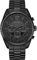 Bulova Caravelle by Men's Black Case Chronograph Watch