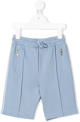 Raspberry Plum Tatum drawstring shorts