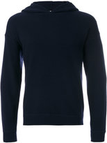Massimo Alba knitted hoodie - men - Cashmere - L