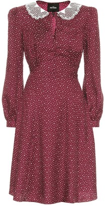 Marc Jacobs The Berlin polka-dot minidress