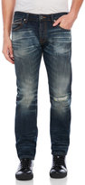 Cult of Individuality Whisker Greaser Slim Straight Jeans