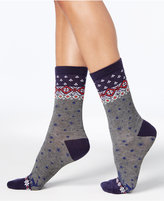 Charter Club Women's Winter Wonderland Socks, Created for Macy's