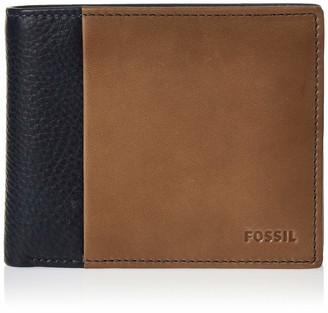 Fossil Men's Ward RFID Large Coin Pocket Bifold