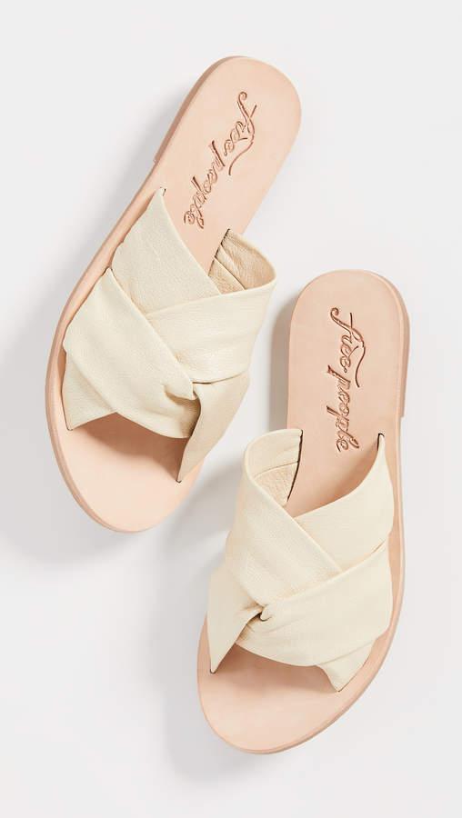 Free People Rio Vista Slide Sandals