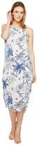 Brigitte Bailey Leia High Neck Floral Dress