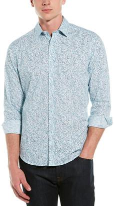 Robert Graham Testa Classic Fit Woven Shirt