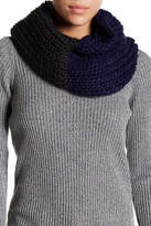 Collection XIIX Colorblock Cowl Neck Knit Scarf