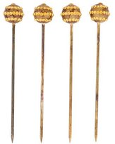 Kim Seybert Embellished Cocktail Skewers