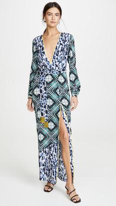 le superbe Laurel Canyon Maxi Dress