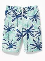 Old Navy Printed Board Shorts for Boys