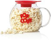 Epoca 3-Quart Microwave Glass Popcorn Popper