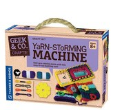 Boy's Thames & Kosmos 'Yarn-Storming Machine' Craft Kit