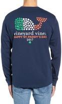 Vineyard Vines Men's St. Patrick's Day Pocket T-Shirt
