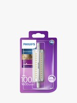Thumbnail for your product : Philips 14W R7s LED Dimmable Tube Bulb, Clear