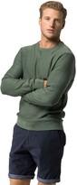 Tommy Hilfiger Final Sale-Garment Dyed Crewneck Sweater
