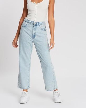 Supre Wide Leg Jeans
