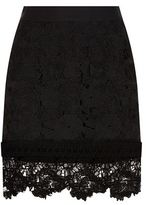 Ted Baker Beay Guipure Lace Mini Skirt