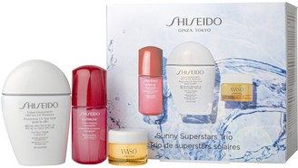 Shiseido Sunny Superstars Trio