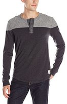 Lucky Brand Men's Label Henley