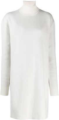 Jil Sander oversized turtleneck sweater