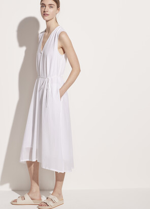 Vince Lightweight Sleeveless Dress
