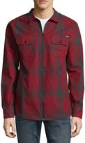 Zoo York Long Sleeve Flannel Shirt