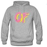 Nesth Men's pullover hoodie Custom Ofwgkta Odd Future hooded sweater Work out Hoodie L