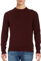 Ben Sherman Cotton Crewneck Sweater