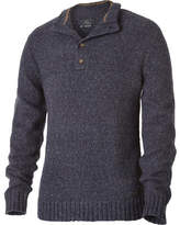 Royal Robbins Sequoia Button Mock Sweater (Men's)